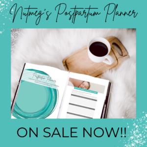 Postpartum Planner